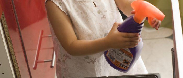 ARE YOU SURE CHEMICAL CLEANERS ARE SAFE FOR YOUR FAMILY?