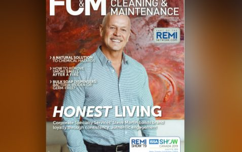 FC & M Facility Cleaning